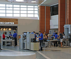 Ford Airport Completes Phase One Of 45m Transformation Project Grand Rapids Business Journal