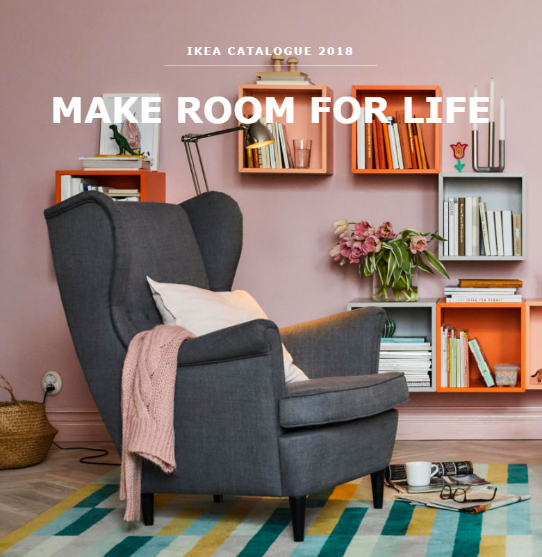 Ikea Catalogue 2018 Now Available Online All 328 Pages With