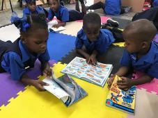 Education charities