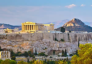 Greece travel packages