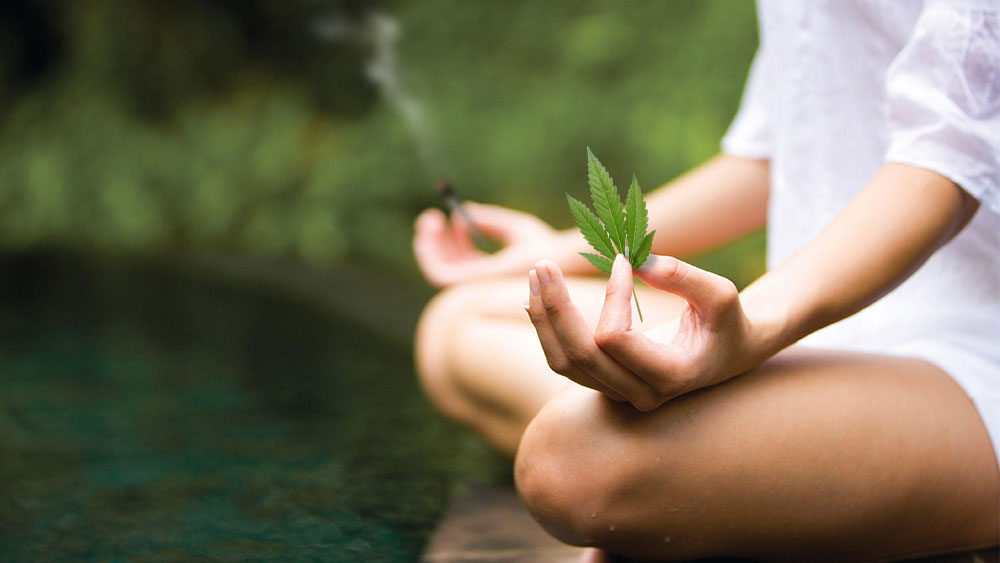 The Connection Between Cannabis and Meditation