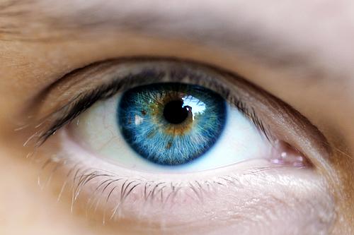 The Human Eye Emits Light