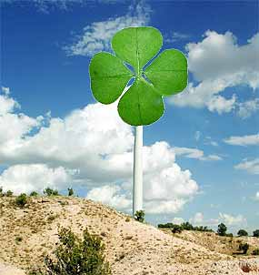 Shamrock Wind Turbine