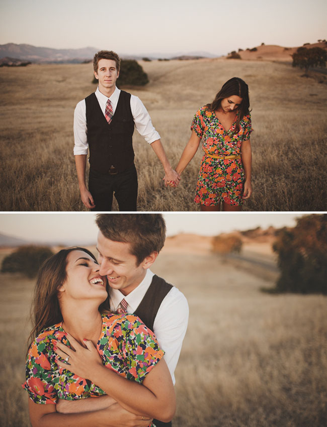 golden field engagement