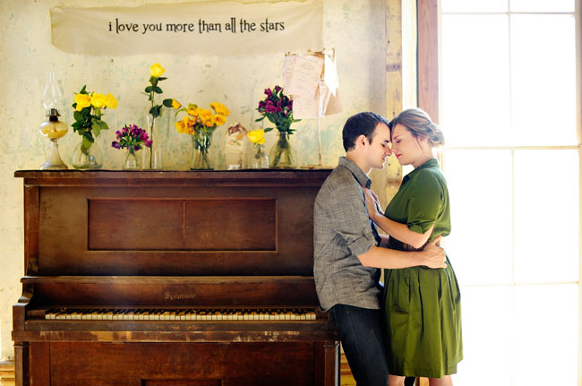 piano engagement