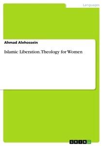 Title: الاهیات رهایی برای زنان