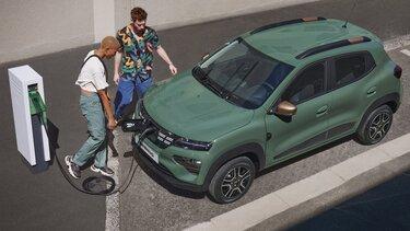 Spring Electric - citadine électrique Dacia