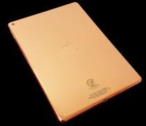 iPad Pro: 18K Rose Gold