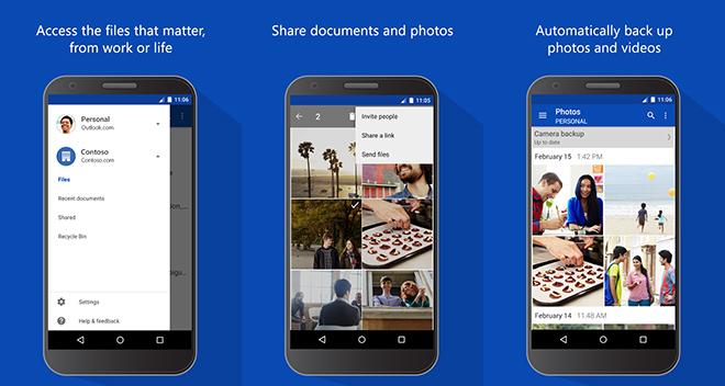 OneDrives Android Client Now Lets You Preview Your Office