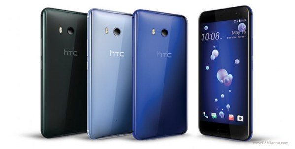 gsmarena 002 - HTC U11 revealed: Everything you need to know about Game-changer Smartphone, features, Specs and price