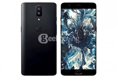 OnePlus 5 mock-up: a design that matches the sketches