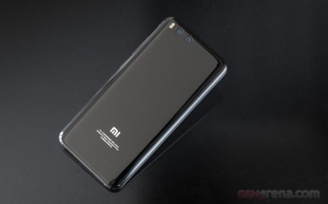 gsmarena 004 Just in: Xiaomi Mi 6