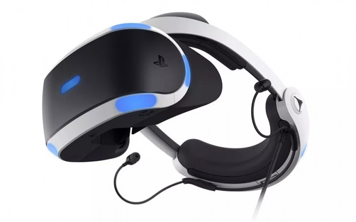 Sony anuncia pequena atualização de hardware para o PlayStation VR