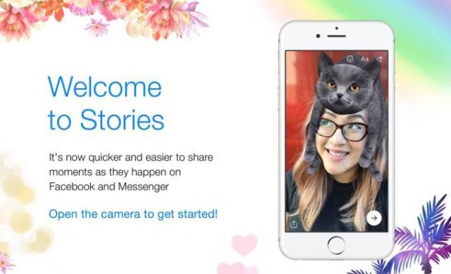 Facebook substitui Messenger Day por outro clone do Snapchat
