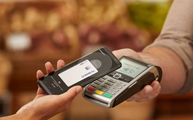 México recebe oficialmente o Samsung Pay