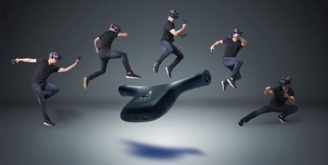 Vive Pro VR possui uma resolução maior de 78% e suporta novo adaptador sem fio