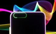 Huawei P20 teaser показывает трехмерную камеру будет располагаться горизонтально