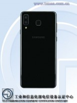 Samsung SM-G8850: apparently the Galaxy A8 Star (photos by TENAA)