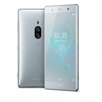 Sony Xperia XZ2 Premium in Chrome Silver