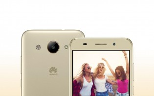 Huawei Y3 (2018) official renders