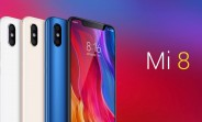 Xiaomi Mi 8 is official with 3D Face Unlock, dual GPS