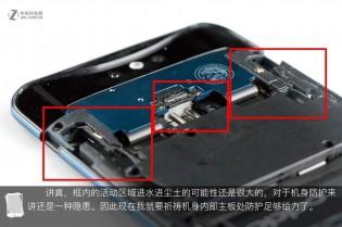 A closer look at the pop-up mechanism