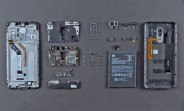 Pocophone F1 teardown: a closer look at the 'LiquidCool' heatpipe and the face scanner