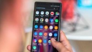 gsmarena com | Samsung Galaxy Note9 gets September security