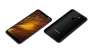Pocophone F1 from all sides