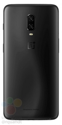 OnePlus 6T in Midnight Black