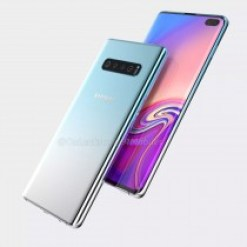 Samsung Galaxy S10+ renders (unofficial)