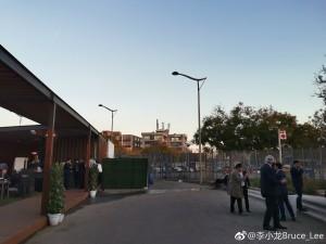 Amostras possíveis da câmara Huawei P30 Pro: 1x