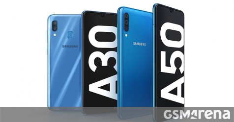 Samsung Galaxy A50 And Galaxy A30 Are Official With Big