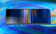Sony Xperia XA product images show a 21:9 screen, just like the XZ4