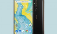 Nokia X71 debuts as the company's first phone with a punch hole display