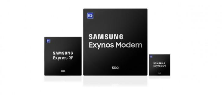 Samsung começa a fabricar componentes 5G para smartphones 1