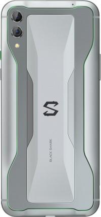 Xiaomi Black Shark 2 în argint înghețat