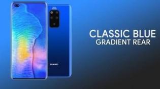 Fabricile pretinse ale Huawei Mate 30 Pro