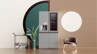 Promo images for LG\s signature series products