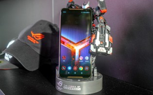 The Asus ROG Phone 2 has a great pedigree when it comes to gaming hardware