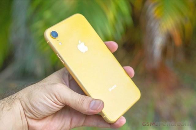 Apple iPhone XR {focus_keyword} Report: Apple to begin selling high-end India-made iPhones in August - GSMArena.com news - GSMArena.com gsmarena 002