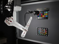 Automotive Objective Test: Does automated objective image quality tests. Can generate about 18,000 test results per day. Helps guarantee stability of image quality under multiple scenarios.