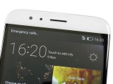 Clear front side - Huawei G8 review