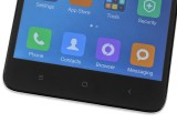 the three Android keys below the display - Xiaomi Redmi Note 3 review
