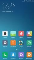 The MIUI homescreens - Xiaomi Redmi Note 3 review