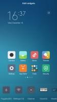 adding widgets - Xiaomi Redmi Note 3 review