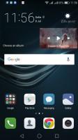 pantalla de inicio por defecto - Huawei P9 opinión Lite