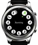 Advanced activity and sports tracking - Samsung Gear S3 review