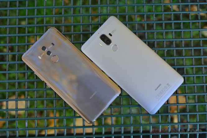 Huawei Mate 10 Hands On review