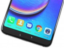 Home key/fingerprint sensor on the bottom - Huawei P20 Pro review